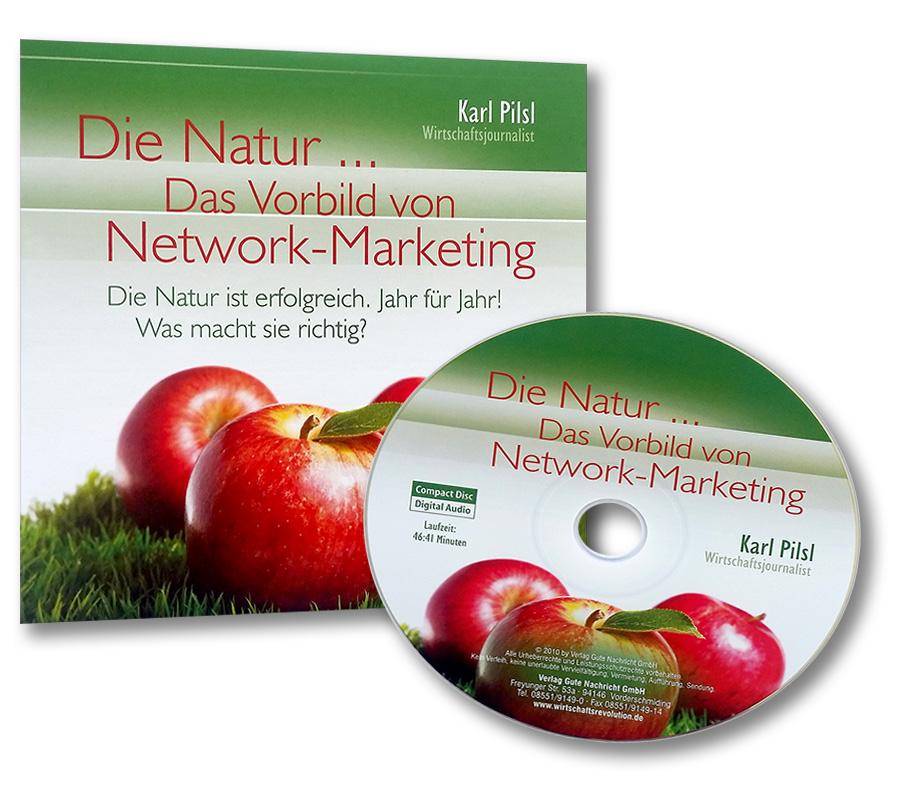 die natur das vorbild von network marketing cd erfolg cds fetzer buechershop deutschland. Black Bedroom Furniture Sets. Home Design Ideas