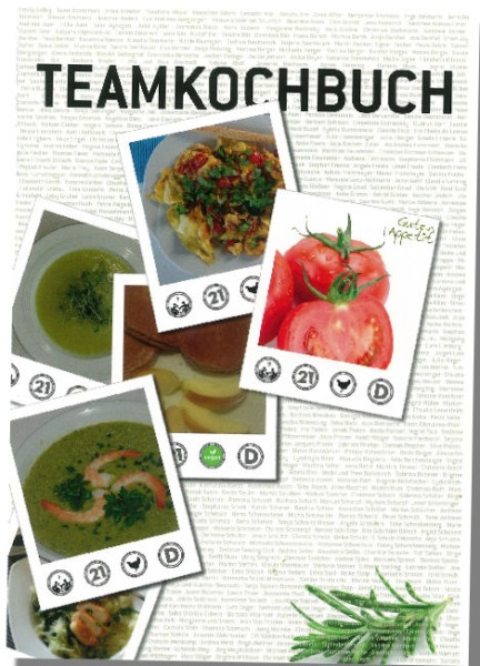 Teamkochbuch