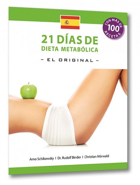 21 Dias de Dieta metabólica
